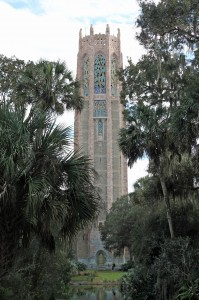 Bok Tower... the signature centerpiece of Bok Tower Gardens.