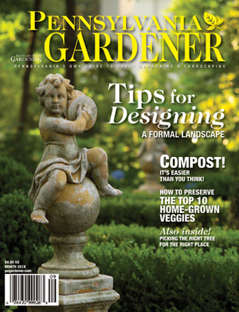 New Magazine and a Change at the York Garden Show Garden Housecalls