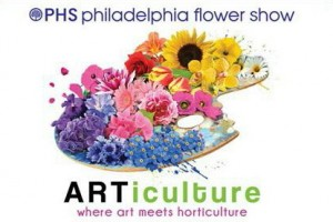 ARTiculture is the theme of the 2014 Philadelphia International Flower Show.