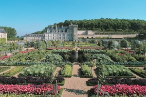 "Great gardens of Paris and beyond is the destination for our ""big"" garden trip of 2016. This is Chateau de Villandry."