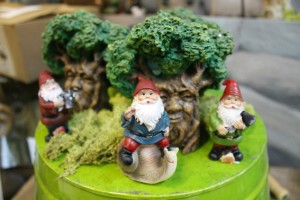 Gnomes in, fairies out?