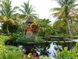 Naples Botanical Gardens is one of the gardens we'll be seeing on the February 2017 Florida tour. Photo Credit: Lorrie Preston