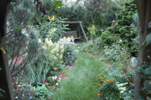 """Is this part of my back yard a garden or """"landscaping?"""""""