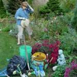 Triage in the Garden