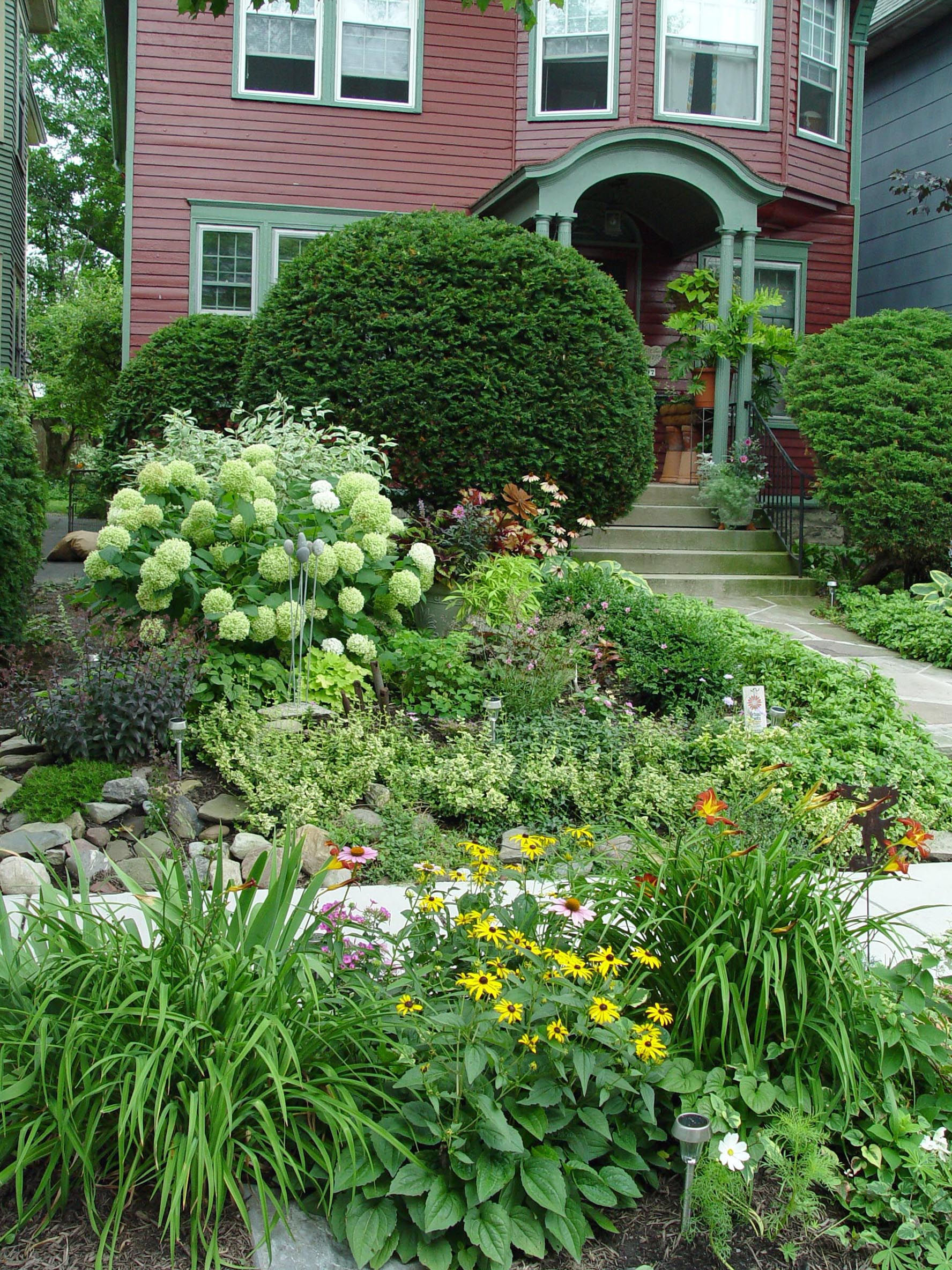 Blooming Neighbors Garden Housecalls: yard and garden