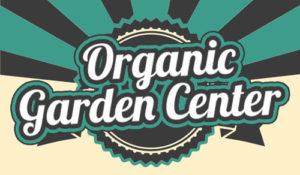 Organic Garden Center logo