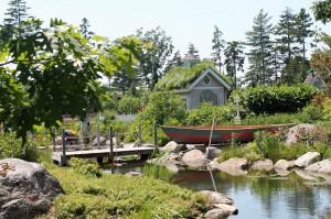 CMBG's Alfond Children's Garden.
