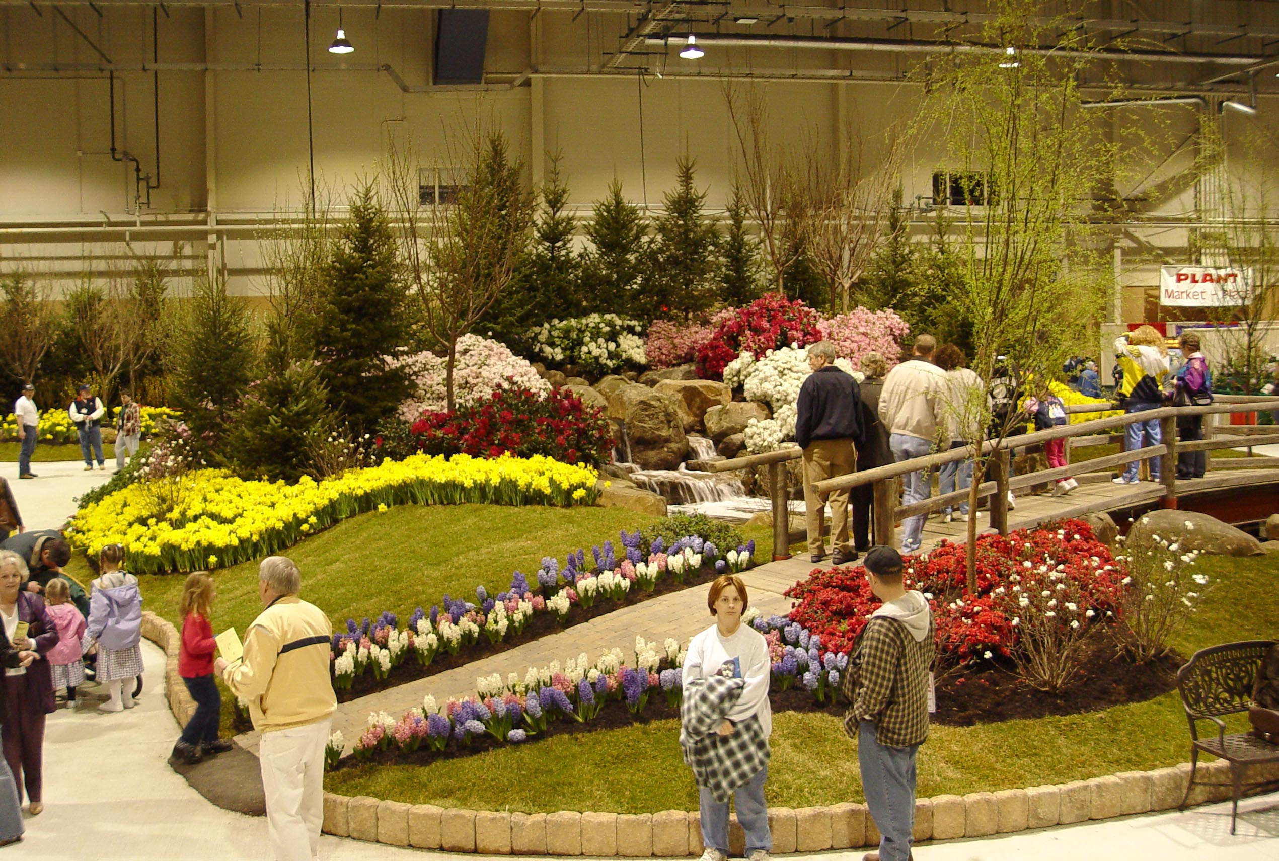 Timonium Home And Garden Show Garden Ftempo - Md home and garden show