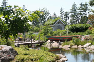 Coastal Maine Botanical Garden is one of my favorite U.S. public gardens.