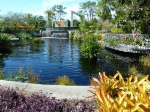 The Naples Botanical Garden is one of our 2017 garden stops. Credit: Lorrie Preston