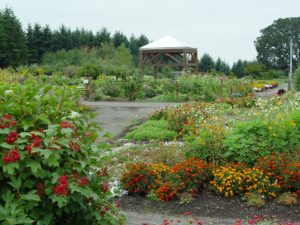 The Silverton Market Garden at Oregon Garden.